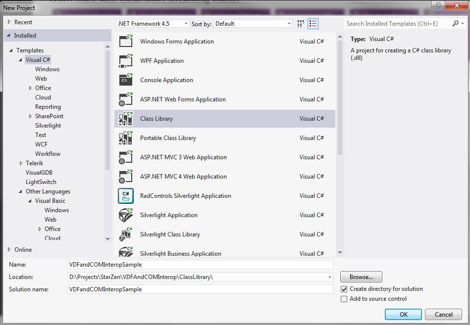 Interfacing DataFlex –  NET and COM Interop | dev