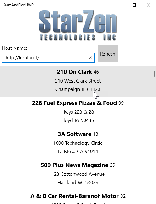 DataFlex and Native Mobile Applications – Xamarin | dev