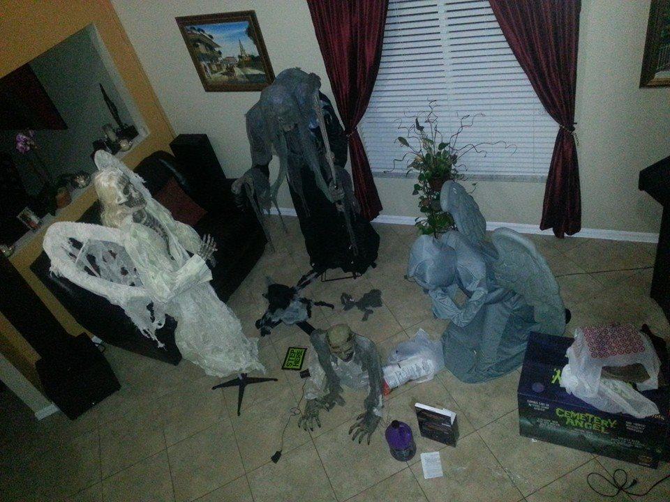 Items from Spirit